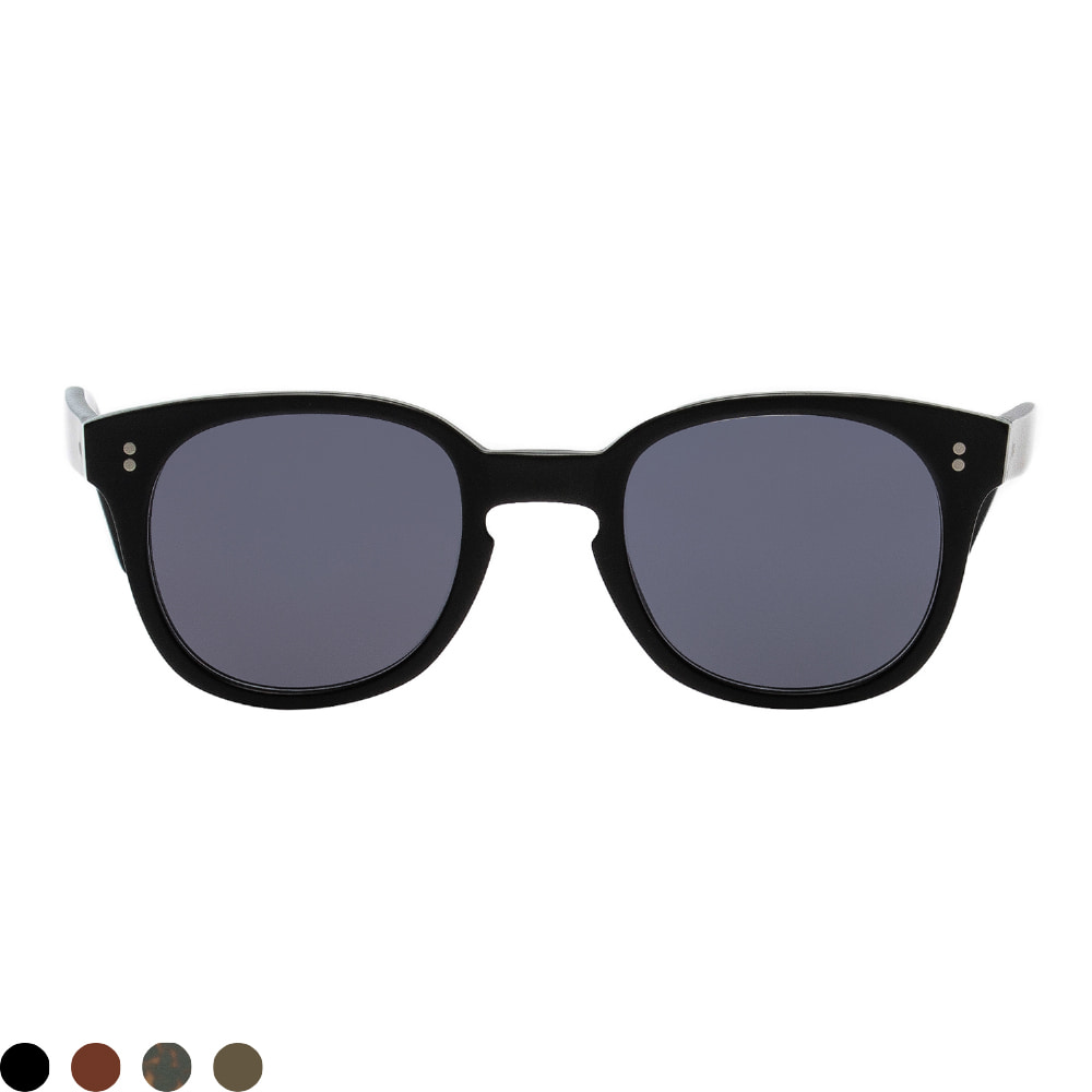 HELLAS Sunglasses - Matte Black