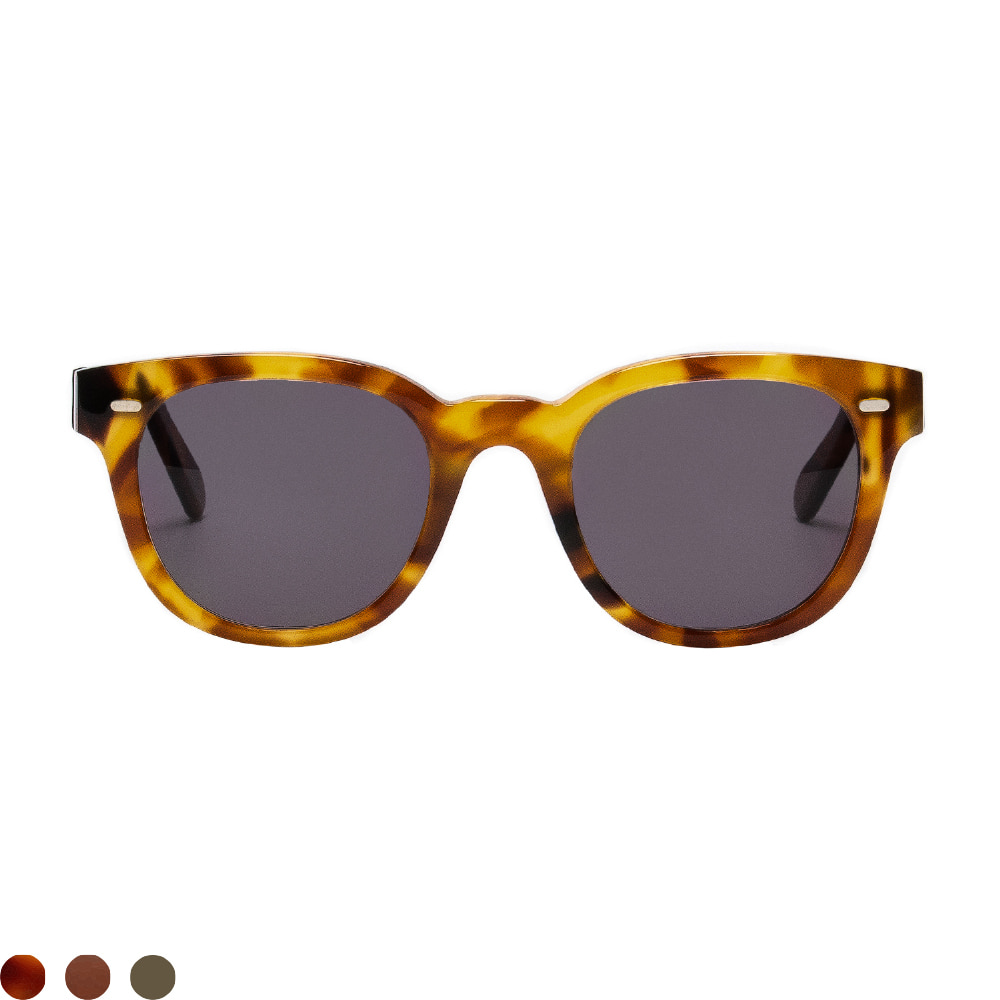 MIA Sunglasses - Brown Havana